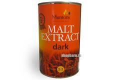 Неохмеленный солодовый экстракт Muntons Dark