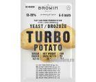 Дрожжи спиртовые Browin Potato